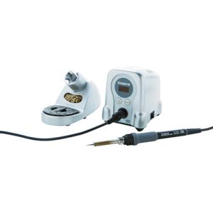 FX888D-01SV 白光 デジタル小型温調式はんだこて(鉛フリーはんだ対応) ステーション型はんだこて