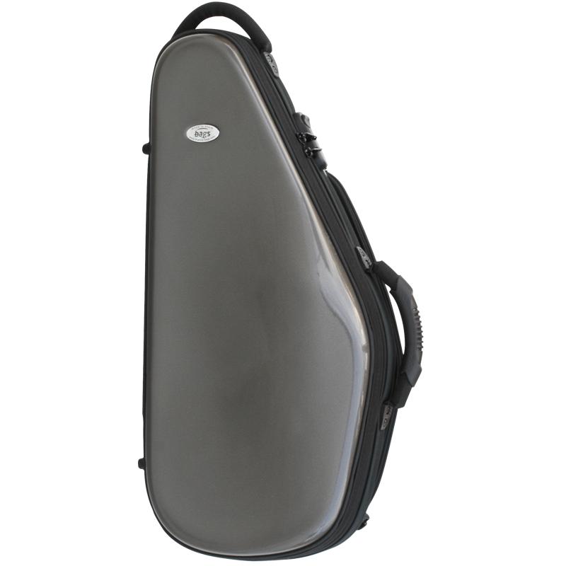 EFAS-M.GREY バッグス アルトサックスケース(メタリックグレイ) bags