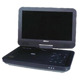 DV-PW1040 Wizz 10.1型ポータブルDVDプレーヤーCPRM対応 Wizz