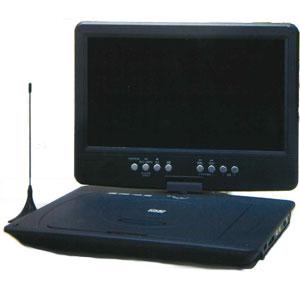 DV-PT1060 Wizz 10.1型ポータブルDVDプレーヤー CPRM対応 Wizz