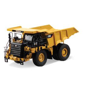 【再生産】1/50 Cat 775G オフハイウェイ・トラック【DM85909】 DIECAST MASTERS