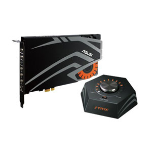 STRIX RAID PRO エイスース PCI Express x1対応 サウンドカード