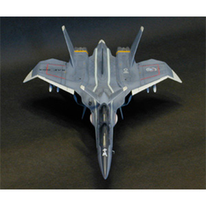 【再生産】1/72 戦闘妖精雪風スーパーシルフwith AAM-3【X-9】 プラッツ