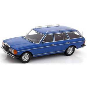 1/18 メルセデス S123 Tモデル 1978(ダークブルーメタリック)【KKDC180091】 KKスケール