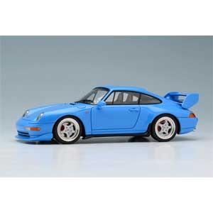 1/43 Porsche 911(993) Carrera RS 1995(日本仕様) リビエラブルー【VM096A】 メイクアップ