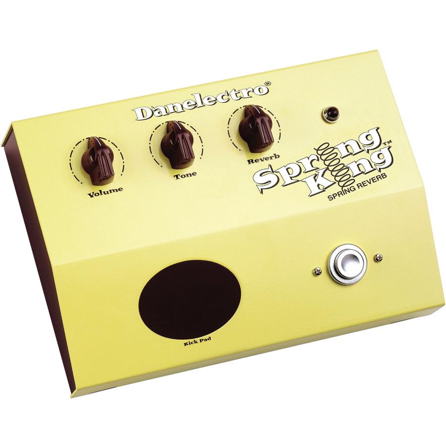 DSR-1 ダンエレクトロ スプリングリバーブ Danelectro