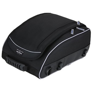 保証 MFK-063 TANAX 往復送料無料 ブラック ユーロシートバッグ