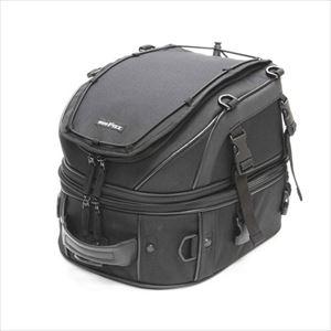 TANAX-MFK-139 TANAX Wデッキシートバッグ(ブラック) Wデッキシートバッグ