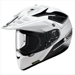 HORNET ADV SEEKER-TC6-S SHOEI オフロードヘルメット(TC-6(WHITE/BLACK))[S] HORNET ADV SEEKER