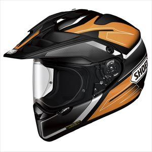 HORNET ADV SEEKER-TC8-L SHOEI オフロードヘルメット(TC-8(ORANGE/BLACK))[L] HORNET ADV SEEKER