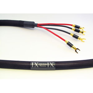 MUSA-SPK2.5 PAD 完成品スピーカーケーブル(2.5m・ペア) Purist Audio Design MUSAEUS Speaker Cable