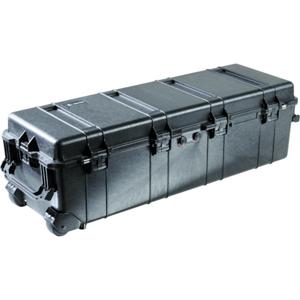 1740NFBK PELICAN PRODUCTS ロングケース(フォームなし)1121×409×355(黒) ペリカン プロテクターツールケース(長尺)