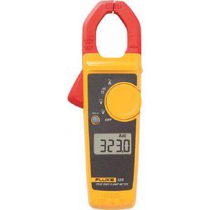323 TFF フルーク クランプメーター(真の実効値タイプ) デジタルクランプメーター(交流・直流電流測定用)