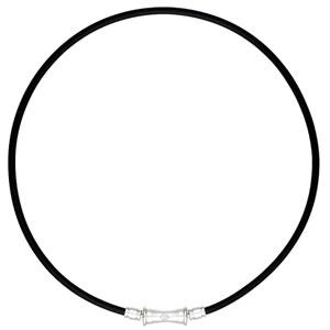 ABAPF01LL コラントッテ コラントッテ TAO ネックレス RAFFI(ブラック・サイズ:LL 適応目安:51cm) Colantotte
