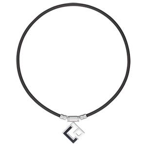 ABAPH01LL コラントッテ コラントッテ TAO ネックレス AURA(ブラック・サイズ:LL 適応目安:51cm) Colantotte