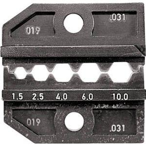 624-031-3-0 RENNSTEIG 圧着ダイス 圧着スリーブ 1.5-10 手動圧着工具