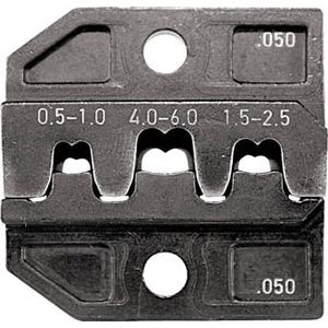 624-050-3-0 RENNSTEIG 圧着ダイス オープンバレル平端子0.5-6. 手動圧着工具