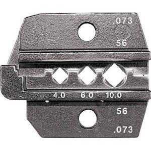 624-073-3-0 RENNSTEIG 圧着ダイス コネクターコンタクト 4.0-1 手動圧着工具