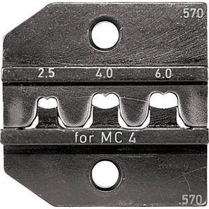 624-570-3-0 RENNSTEIG 圧着ダイス MC4 2.5-6.0 手動圧着工具