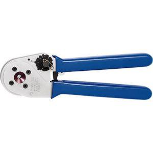 8758-0000-6 RENNSTEIG 4インデント圧着工具 AWG:26~12 手動圧着工具
