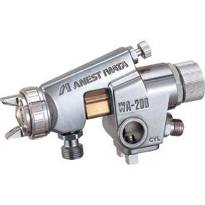 WA-200-122P アネスト岩田コーティング 大形自動ガン ノズル口径 Φ1.2 自動スプレーガン