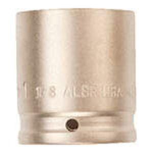 AMCI-1/2D8MM アンプコ 防爆インパクトソケット 差込み12.7mm 対辺8mm 防爆工具(ソケット)