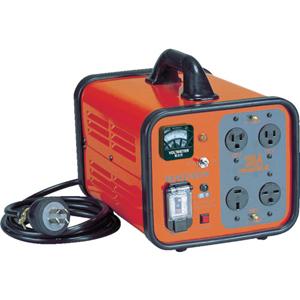 HLV-03A ハタヤリミテッド トランスル 昇降圧兼用型 単相200V・100V 3.0kVA 変圧器(トランス)