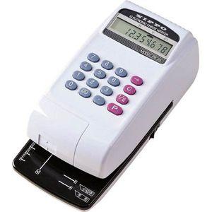 FX-45 ニッポー 電子チェックライター チェックライター