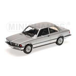 1/18 BMW 320 (E21) 1978 シルバー【107024200】 ミニチャンプス
