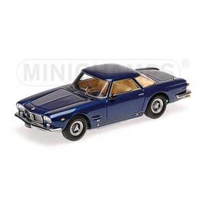 1/43 マセラティ 5000 GT ALLEMANO 1959-1964 ブルー【437123322】 ミニチャンプス