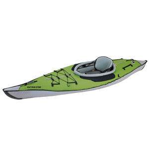 MC-1428 キャプテンスタッグ エアフレーム1 カヤック(グリーン)