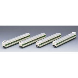[鉄道模型]トミックス (Nゲージ) 98620 JR 200系(K47編成・リバイバルカラー)増結セット(4両)