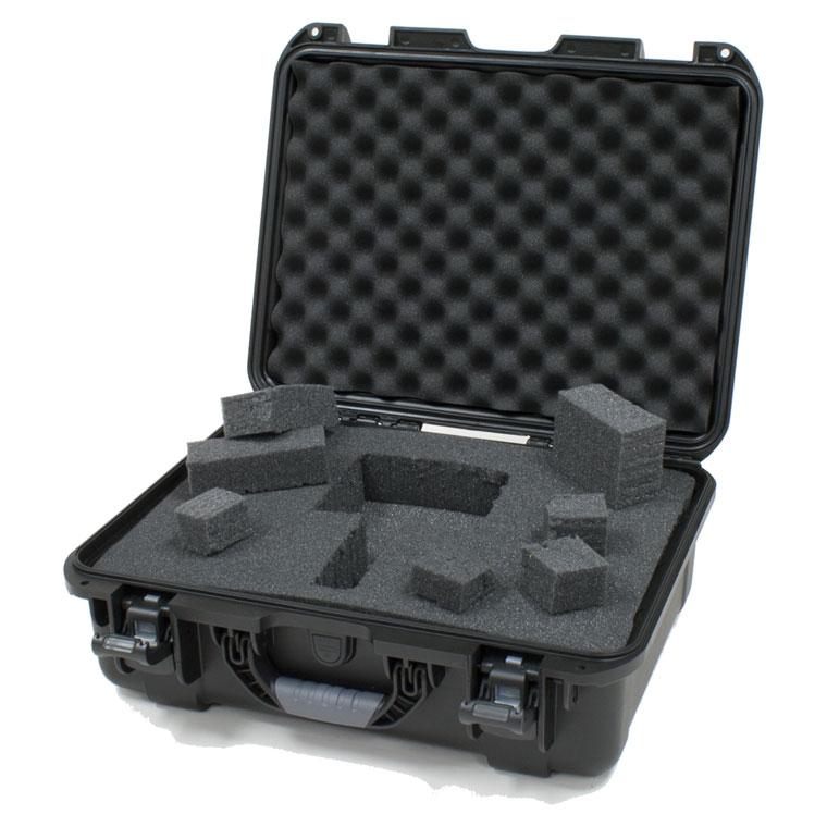 NK930BS タカチ電機工業 NK型 防水キャリングケース内装スポンジ付き(ブラック) TAKACHI