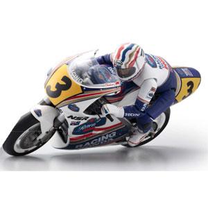 1/8 電動バイク ハングオンレーサー シリーズ Honda NSR500 1991 組立キット【34932】 京商