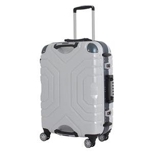 B5225T-67WH/BL シフレ 【メーカー直送のみ】スーツケース ハードフレーム 83L(ホワイト/ブルー) Grip Master(グリップマスター)