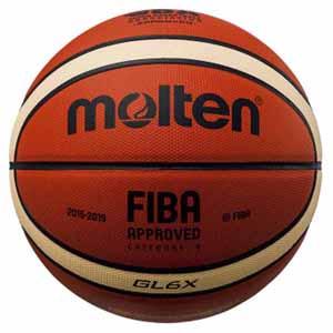 MT-BGL6X モルテン バスケットボール Molten バスケットボール 6号球 国際公認球 GL6X
