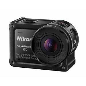 KM170BK ニコン アクションカメラ「KeyMission 170」 ニコン キーミッション