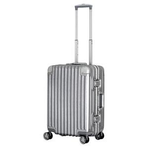 TRI1030-52 トライデント スーツケース ハードフレーム 51L(シルバー) TRIDENT(トライデント)