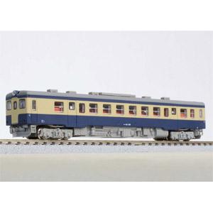 [鉄道模型]六半 (Z) T009-6 キハ52形100番代 旧国鉄色(トレーラー車)