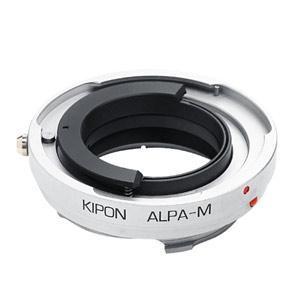 ALPA-M KIPON KIPON マウントアダプター ALPA-M (ボディ側:ライカM/レンズ側:アルパ)