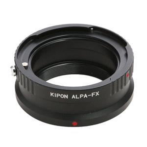 ALPA-FX KIPON KIPON マウントアダプター ALPA-FX (ボディ側:富士フイルムX/レンズ側:アルパ)
