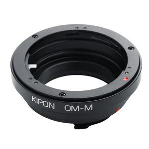 OM-M KIPON KIPON マウントアダプター OM-M (ボディ側:ライカM/レンズ側:オリンパスOM)