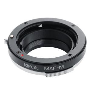 MAF-M KIPON KIPON マウントアダプター MAF-M (ボディ側:ライカM/レンズ側:ソニー・ミノルタ A)
