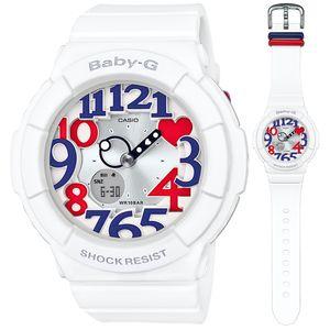 BGA-130TR-7BJF カシオ 【国内正規品】BABY-G White Tricolor Series デジアナ時計 レディースタイプ [BGA130TR7BJF]【返品種別A】