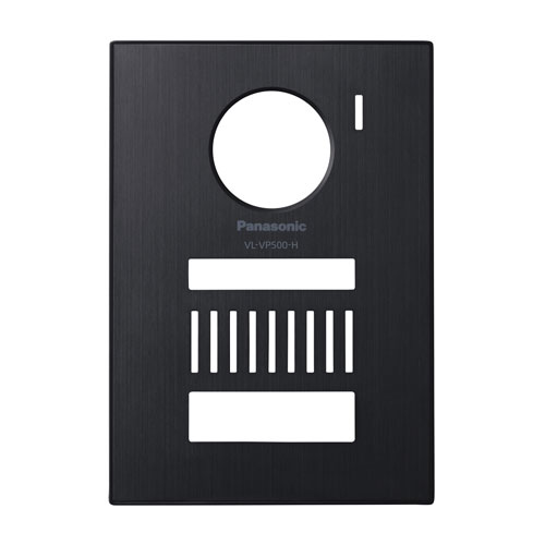 VL-VP500-H パナソニック 着せ替えデザインパネル(メタリックグレー) Panasonic [VLVP500H]