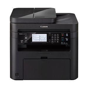 MF249DW キヤノン A4対応 スモールオフィス向け モノクロレーザー複合機(両面印刷対応/ファクス付きモデル) Satera(サテラ)