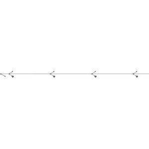 ESY-3E-4 長谷川製作所 分岐ケーブル ESYシリーズ 4階用 防水ソケット 防水コネク 分岐ケーブル