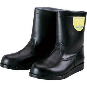 HSK208-235 ノサックス アスファルト舗装用作業靴 23.5cm