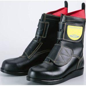 HSK-M-235 ノサックス アスファルト舗装用安全靴 HSKマジック 23.5cm