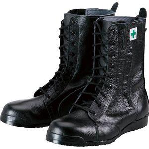 M207-290 ノサックス 高所作業用安全靴 みやじま鳶 長編上 29.0cm